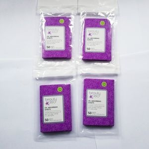 Beauty 360 Oil Absorbing Sheets 50CT